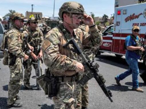 Liên tiếp xảy ra xả súng đẫm máu tại Mỹ