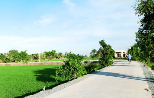 Long An huy động hơn 48.570 tỉ đồng xây dựng nông thôn mới