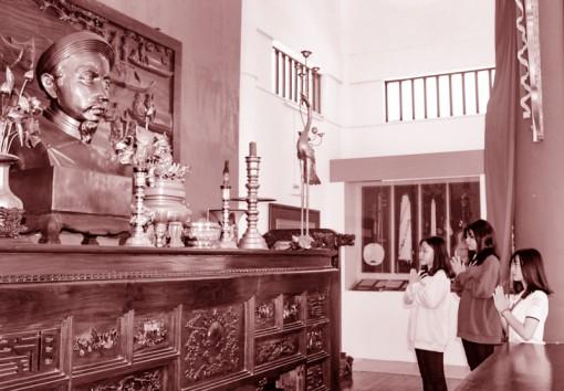 Mộ Soạn giả Mộc quán - Nguyễn Trọng Quyền được xếp hạng Di tích Lịch sử cấp thành phố