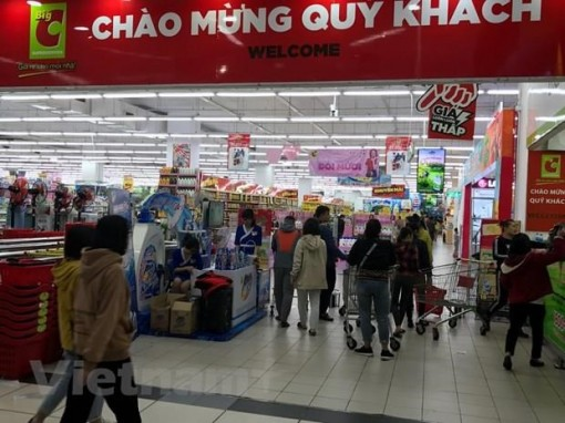 Vietnam's retail sales reach 120.36 billion USD in seven months