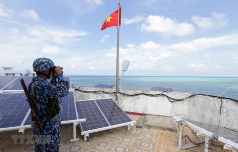 Vấn đề Biển Đông: Các nước cần nỗ lực thiện chí, thượng tôn pháp luật