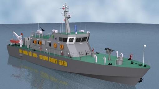 Ấn Độ đóng 12 tàu tuần tra cao tốc cho Việt Nam