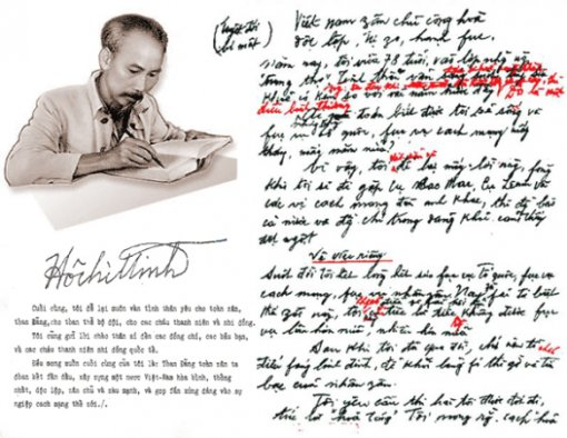 Bản Di chúc của Chủ tịch Hồ Chí Minh là một văn kiện lịch sử vô giá
