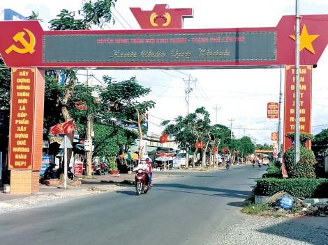 Vĩnh Thạnh - Huyện thứ 2 của Cần Thơ  đạt chuẩn Nông thôn mới