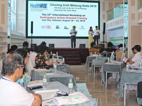 Mekong Delta 19: Tập trung vào các cải thiện điều kiện lao động cho nhân viên y tế