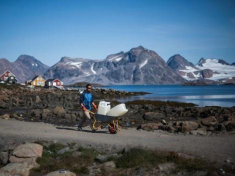 Greenland không phải để bán