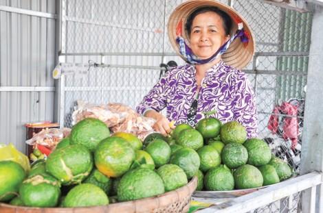 Trái cây ngon không lo dội chợ