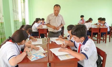 Thới Lai phấn khởi bước vào năm học mới