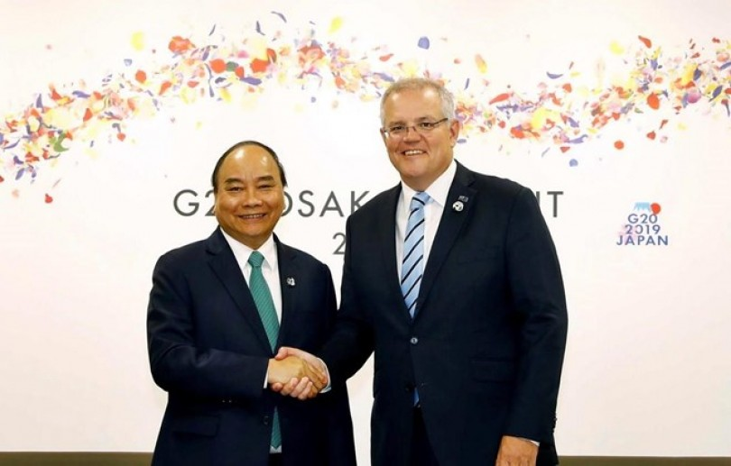Australian PM's visit to open new prospects for bilateral ties: diplomat