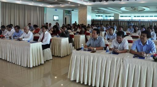 Tập huấn nghiệp vụ công tác xây dựng Đảng cho các cơ quan báo chí khu vực phía Nam