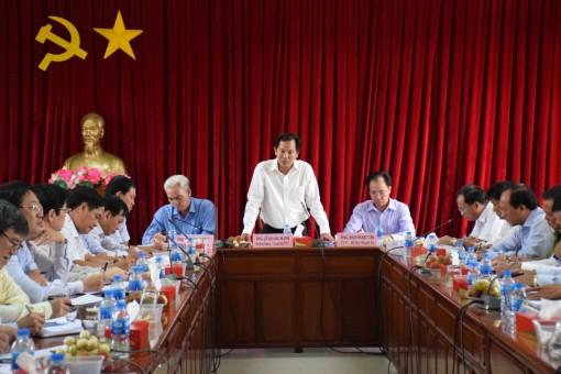 Tiếp tục hỗ trợ để Phong Điền sớm hoàn thành việc xây dựng đô thị sinh thái