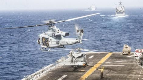 Úc hỗ trợ Mỹ tại Eo biển Hormuz