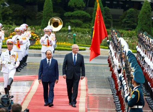 Australian Prime Minister wraps up Vietnam visit
