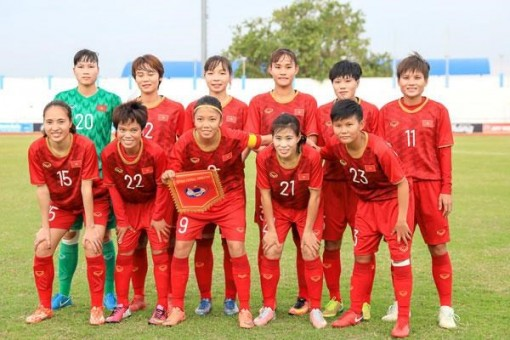 Vietnam come to the throne at AFF Women's Championship