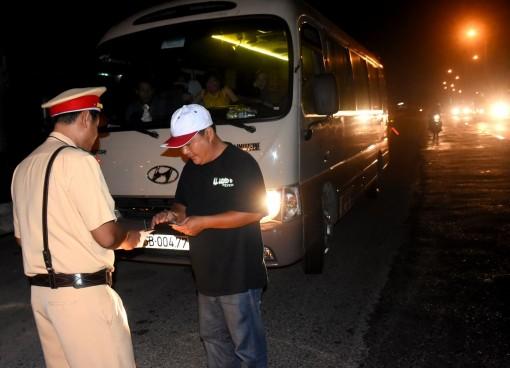 Xử phạt nghiêm những trường hợp vi phạm Luật Giao thông đường bộ