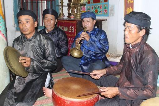 Trống da trong văn hóa Việt