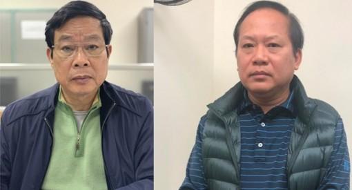 Đề nghị truy tố 2 nguyên Bộ trưởng và đồng phạm