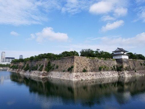 Thăm thành cổ Osaka