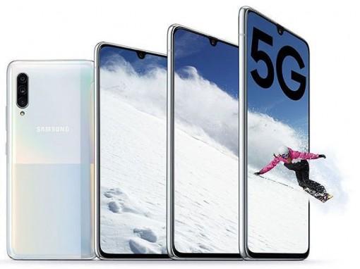 Galaxy A90 5G mang nhiều  tính năng của siêu phẩm