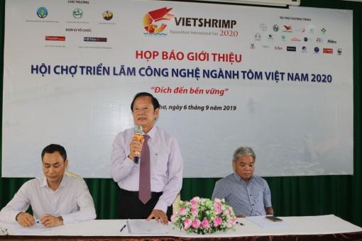 Hội chợ Triển lãm Công nghệ ngành tôm Việt Nam lần thứ 3 tổ chức tại Cần Thơ