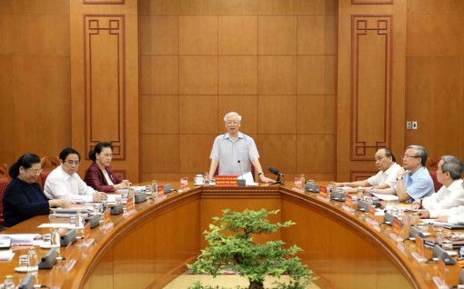 Mục tiêu phát triển đất nước tập trung vào ba đột phá chiến lược