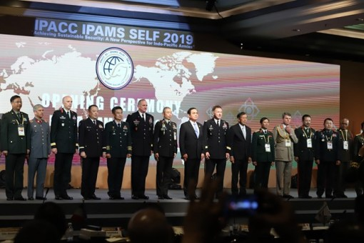 Vietnam attends Indo-Pacific Army Chiefs Conference in Thailand