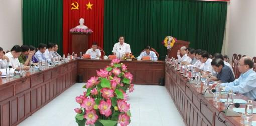 Tập trung chuẩn bị tốt mọi mặt cho Đại hội Đảng các cấp nhiệm kỳ 2020-2025