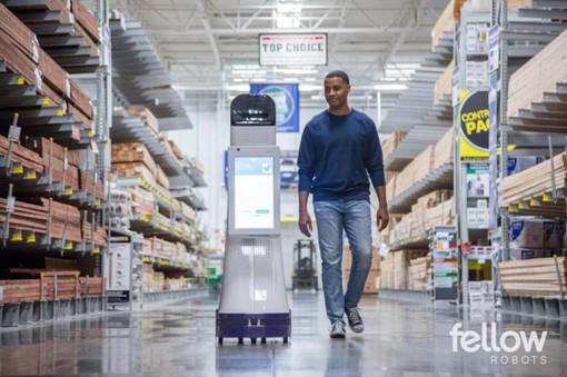 Robot dịch vụ - tương lai của mọi ngành nghề