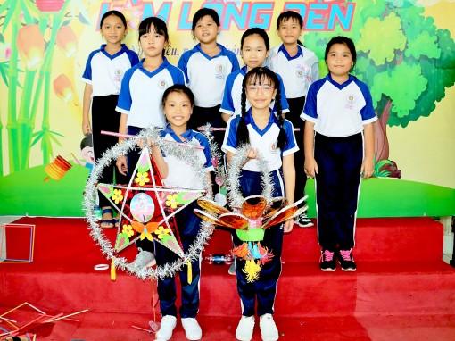 Nhiều hoạt động vui Trung thu cho trẻ em