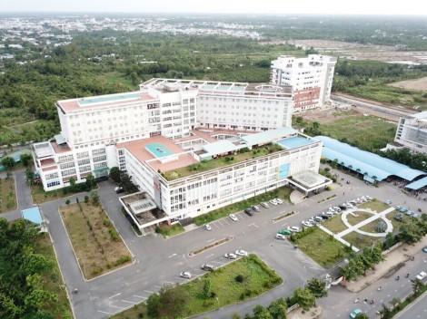 40 năm xây dựng thương hiệu bệnh viện chuyên khoa nhi ĐBSCL