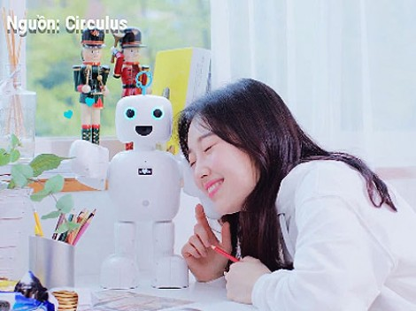Robot cho người cô đơn
