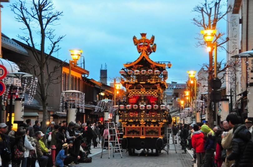Tận hưởng phong vị lễ hội mùa thu ở Nhật - Hàn - Đài