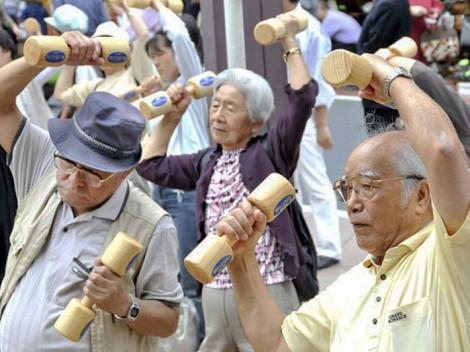 Nhật có hơn 2,3 triệu người trên 90 tuổi