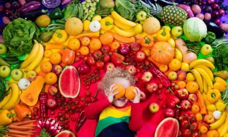 Giải mã lợi ích sức khỏe của màu sắc rau quả