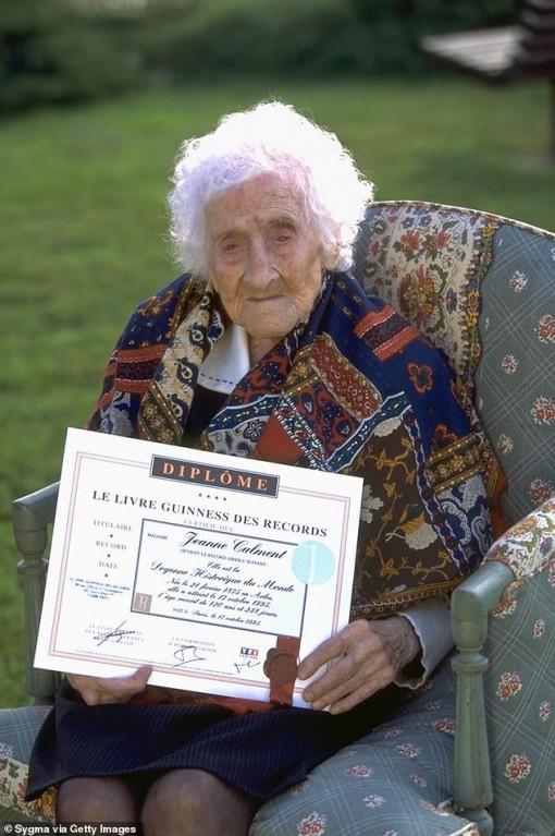 """""""Minh oan"""" cho người sống thọ nhất thế giới"""