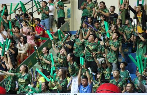 Thua Saigon Heat 1 điểm, Cantho Catfish đánh rơi ngôi vương