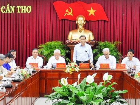 Tổ chức đại hội đảng bộ các cấp đảm bảo đúng kế hoạch đề ra