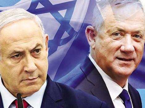 Bấp bênh tương lai ông Netanyahu