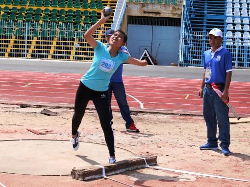 Giải thể thao người khuyết tật toàn quốc tiếp tục  diễn ra tại Thái Nguyên