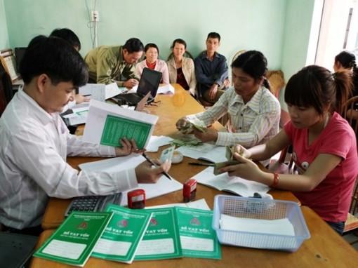 Tín dụng chính sách góp phần giảm nghèo bền vững