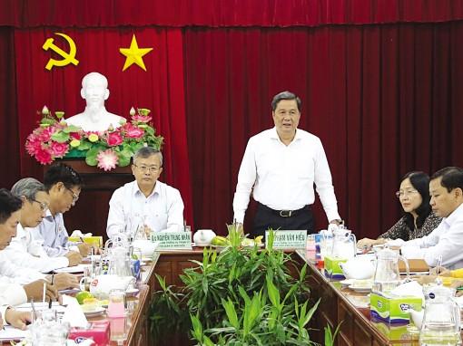 Tập trung nhiều giải pháp xây dựng Ninh Kiều xứng tầm đô thị trung tâm thành phố
