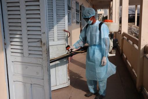 Cà Mau: Hơn 230 học sinh nhập viện vì sốt, nhức đầu