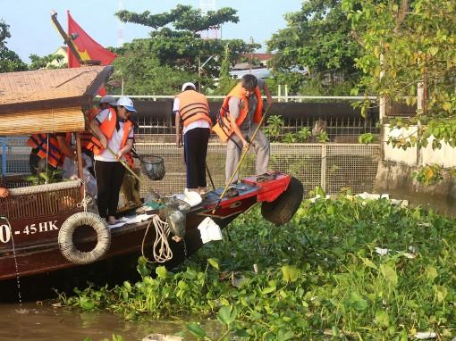 Doanh nghiệp, đơn vị du lịch chung tay bảo vệ môi trường