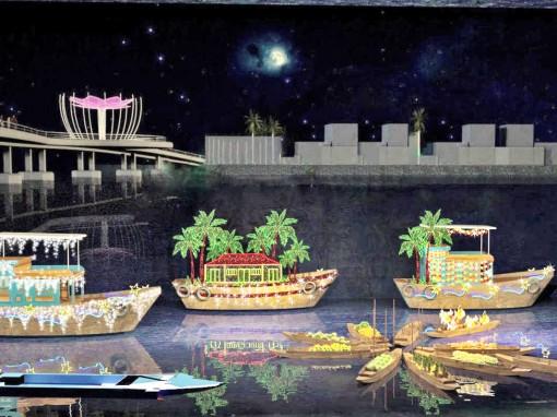 Ngày hội Du lịch - Đêm hoa đăng Ninh Kiều 2019 diễn ra vào tháng 11