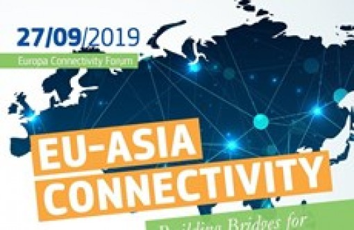 Europa Connectivity Forum focuses on fostering partnership with Asia