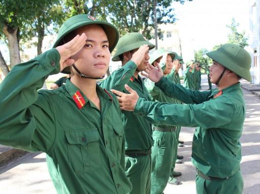 Quan tâm xây dựng  đội ngũ sĩ quan dự bị