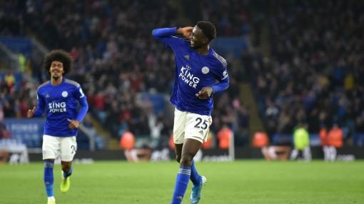 """Ndidi - """"Keo"""" kết dính Leicester"""