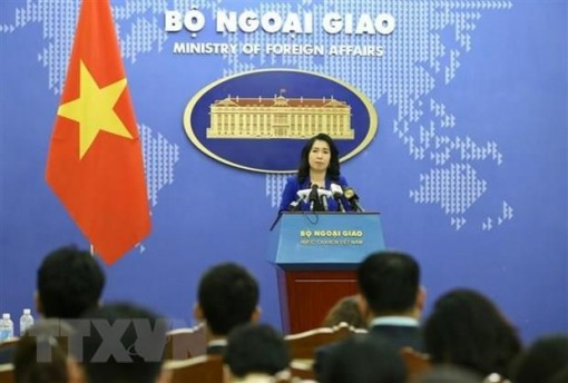 Vietnam demands China to immediately stop sovereignty violations