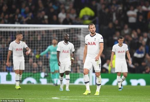 Cuộc khủng hoảng của Tottenham