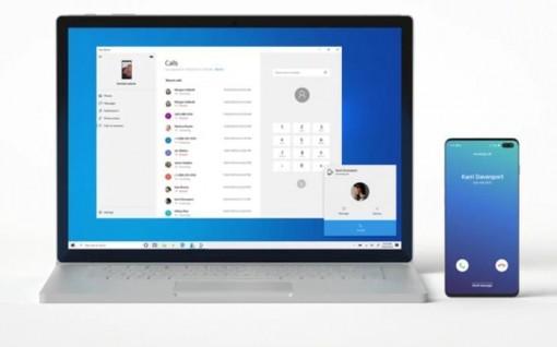 Người dùng Windows 10 sẽ sớm thực hiện cuộc gọi điện thoại từ máy tính
